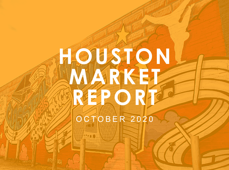 Houston Market Report: October 2020