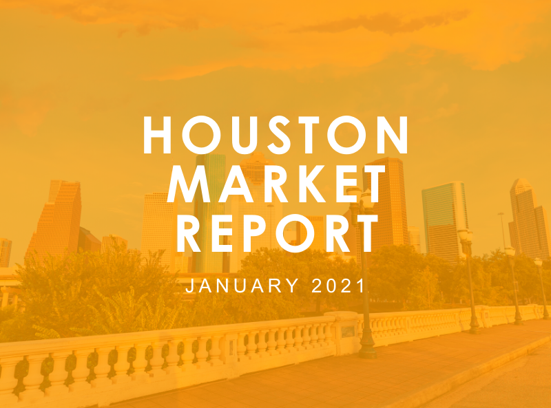 Houston Market Report: January 2021
