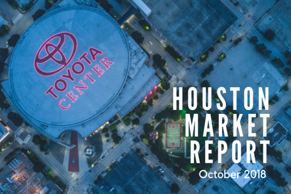 Houston Market Report: October 2018