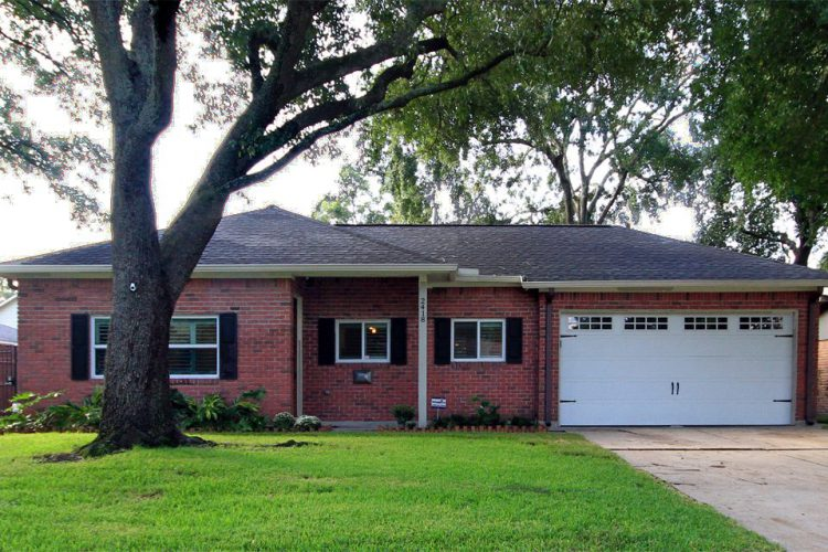 2418 Lazybrook Drive, Houston, TX 77008