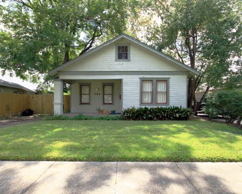 744 E 7th Street, Houston, TX 77007