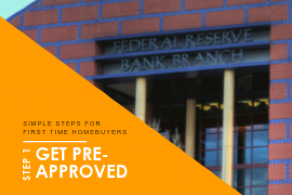 Houston First-time Homebuyer Step #1: Get Pre-approved