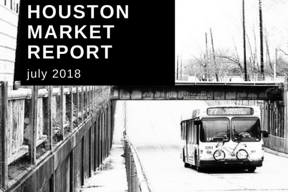 Houston Market Report: June 2018