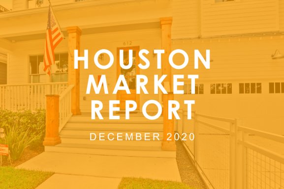 Houston Market Report: December 2020