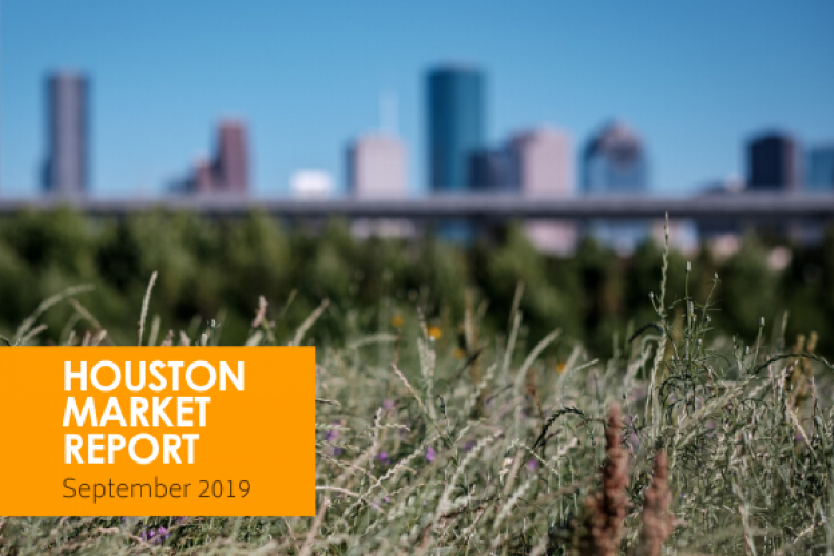 Houston Market Report: September 2019