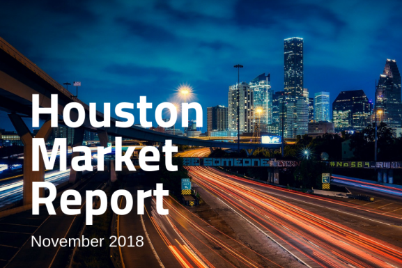 Houston Market Report: November 2018