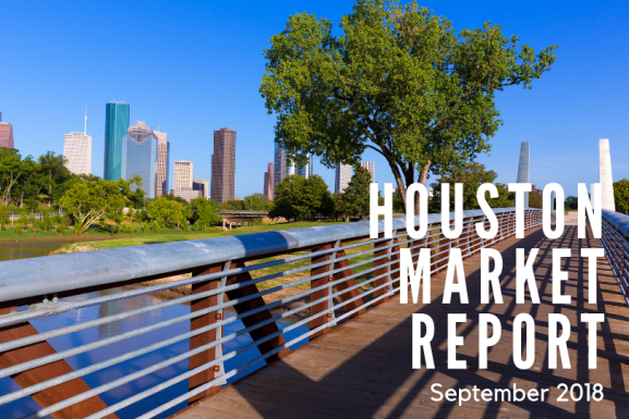 Houston Market Report: September 2018