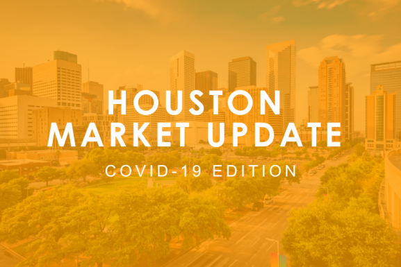 Houston Real Estate Market Update: Covid-19 Edition