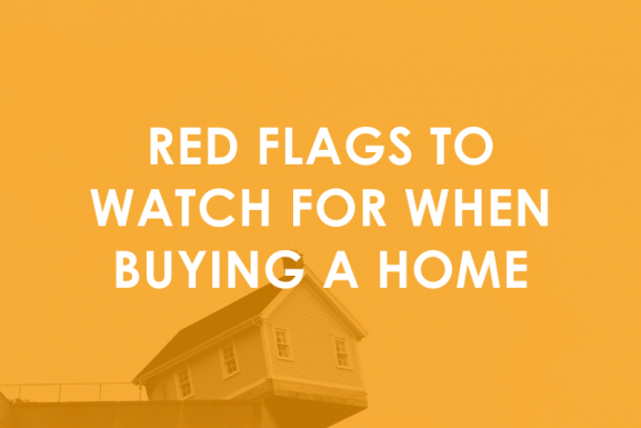 Red Flags to Watch for When Buying a Home