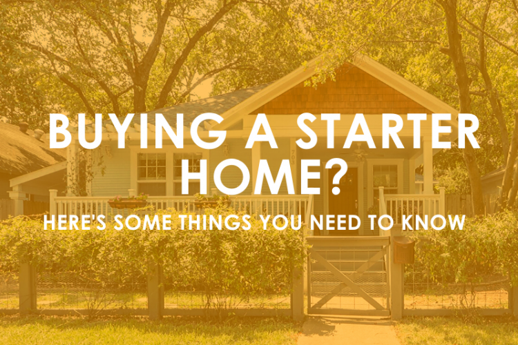 Buying a Starter Home